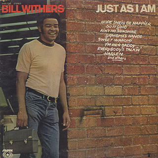 Bill Withers / Just As I Am