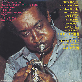 Blue Mitchell / The Last Tango = Blues back