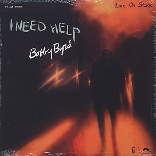 Bobby Byrd / I Need Help (Re)