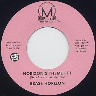 Brass Horizon / Horizon's Theme