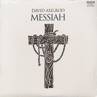 David Axelrod / Messiah front