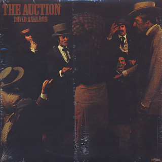 David Axelrod / The Auction back