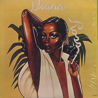 Diana Ross / Ross front