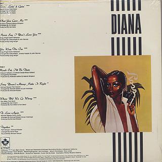 Diana Ross / Ross back
