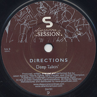 Directions / Have You Felt This Way Before (7