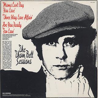 Elton John / The Thom Bell Sessions back