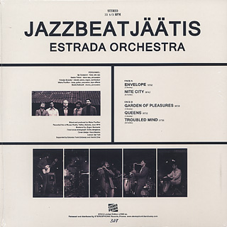 Estrada Orchestra / Jazzbeatjaatis back