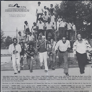 Fatback Band / People Music back