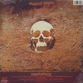 Funkadelic / Maggot Brain back