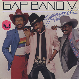Gap Band / The Gap Band V - Jammin'