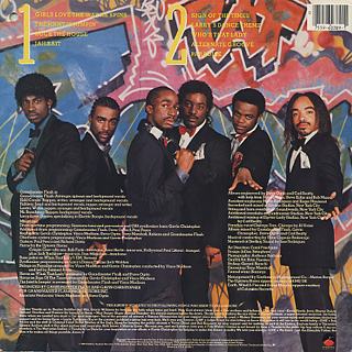 Grandmaster Flash / They Said It Couldn't Be Done back