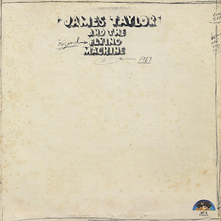James Taylor And The Flying Machine / 1967 front