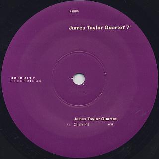 James Taylor Quartet / Chalk Pit label