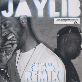 Jaylib / Champion Sound Remix front