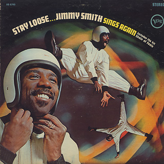 Jimmy Smith / Stay Loose front
