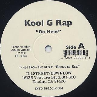 Kool G Rap / Da Heat