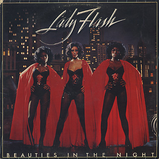 Lady Flash / Beauties In The Night