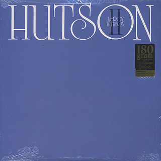 Leroy Hutson / Hutson II
