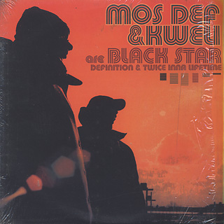 Mos Def & Kweli Are Black Star / Definition front