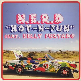 N*E*R*D Featuring Nelly Furtado / Hot-N-Fun