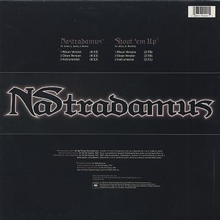 Nas / Nastradamus back