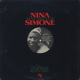 Nina Simone / The Family c/w Baltimore