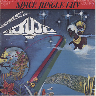 Oneness Of Ju Ju / Space Jungle Luv