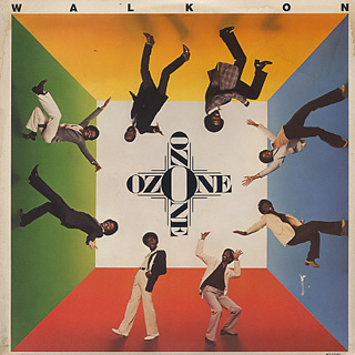 Ozone / Walk On front