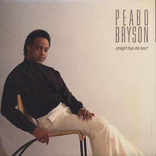 Peabo Bryson / Straight From The Heart
