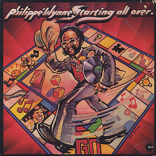 Philippe Wynne / Starting All Over
