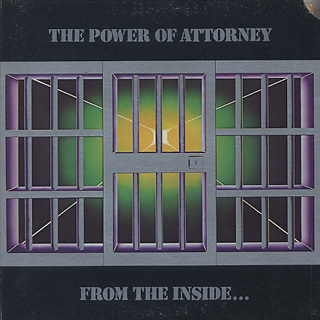 power of attorney from the inside lp polydor 中古レコード通販
