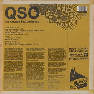 Quantic Soul Orchestra / Stampede back