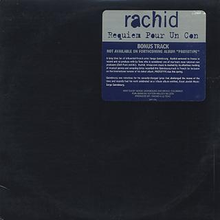 Rachid / Requiem Pour Un Con
