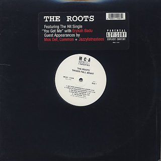 Roots / Things Fall Apart front