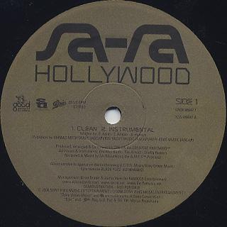 Sa-Ra / Hollywood back