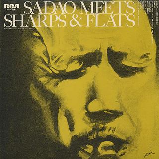 Sadao Watanabe & Nobuo Hara and His Sharps & Flats / Sadao Meets Sharps & Flats
