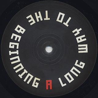 Seun Kuti & Egypt 80 / A Long Way To The Beginning label