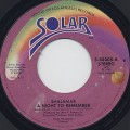 Shalamar / A NIght To Remember (45)