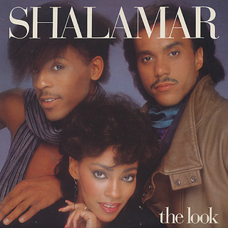 Shalamar / The Look front