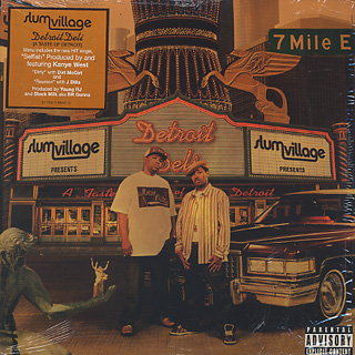 Slum Village / Detroit Deli (A Taste Of Detroit)