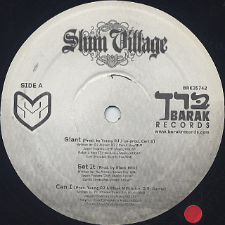 Slum Village / S.T. label