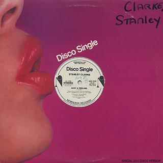 Stanley Clarke / Just A Feeling
