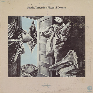 Stanley Turrentine / Pieces Of Dreams front