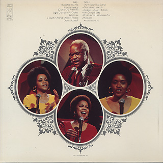 Staple Singers / Be What You Are back