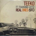 Teeko feat. Diamond Ortiz / Real Ones (SFC)-1