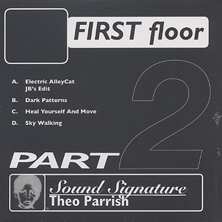 Theo Parrish / First Floor 2 (2LP)