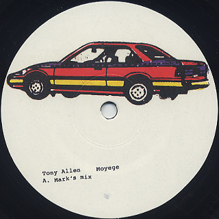 Tony Allen / Moyege back
