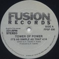 Tower Of Power / It's As Simple As That