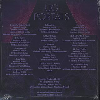 U.G. / Portals back