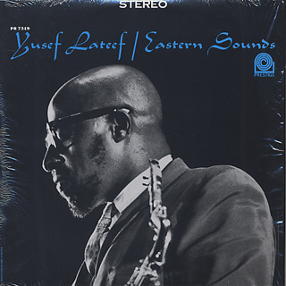 Yusef Lateef / Eastern Sounds front